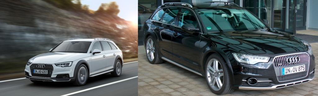 Audi A4 Allroad, Audi A6 Allroad