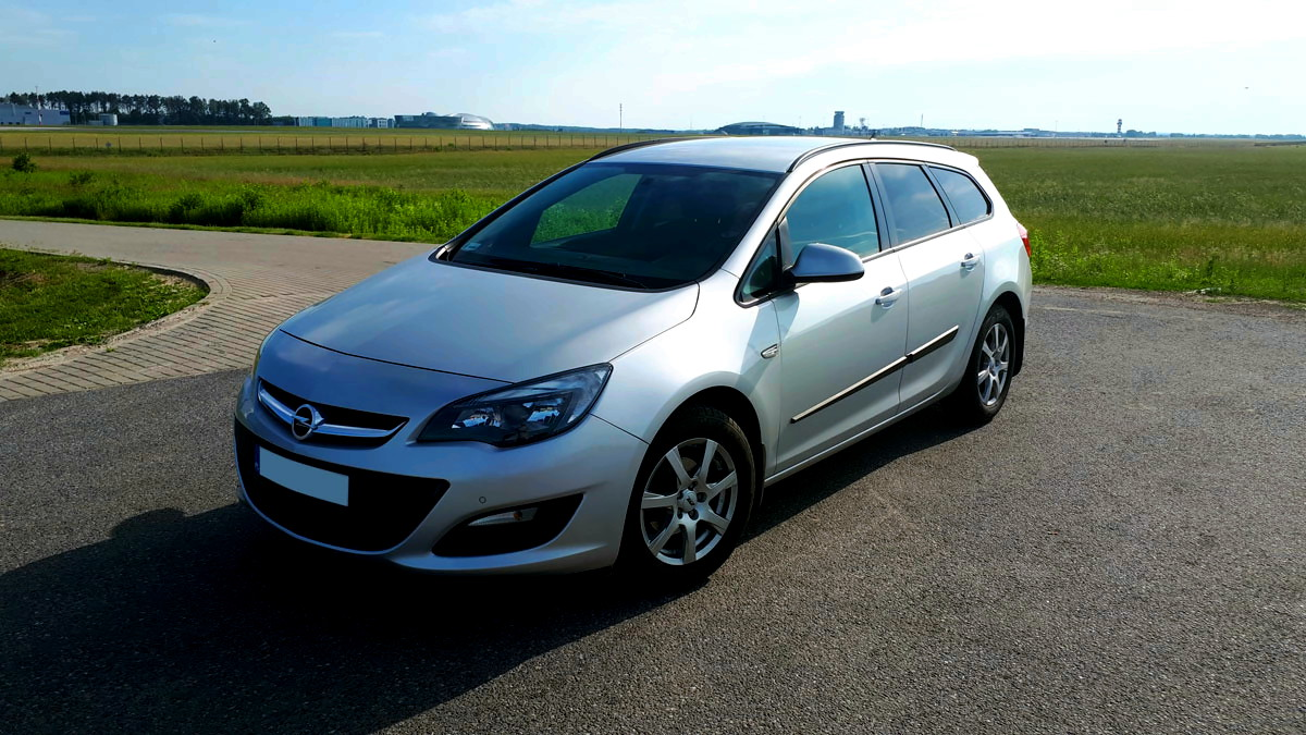 test d ugodystansowy opel astra j 1 4 turbo 140 km. Black Bedroom Furniture Sets. Home Design Ideas